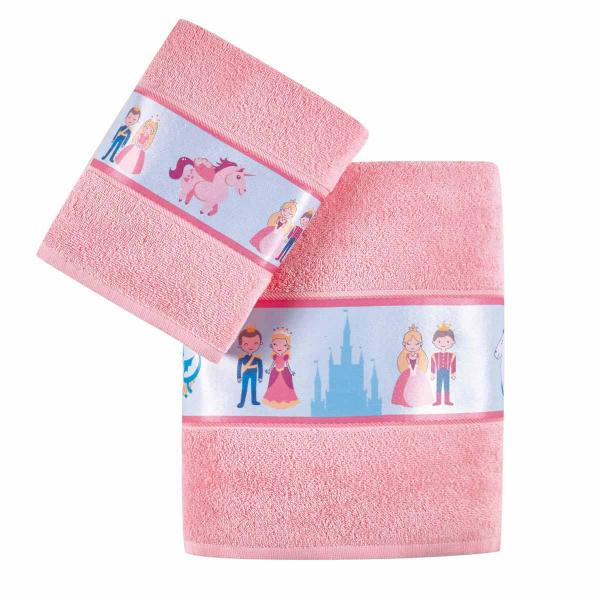 Παιδικές Πετσέτες (Σετ 2τμχ) Kentia Kids Labonita