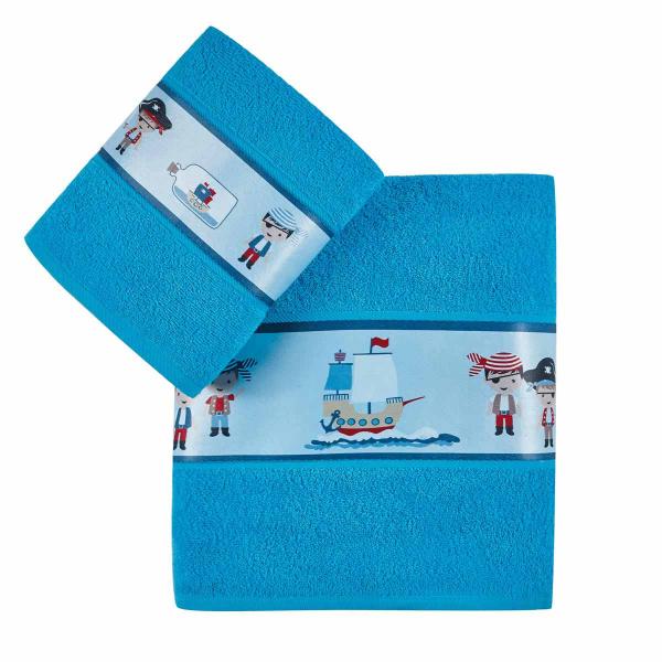 Παιδικές Πετσέτες (Σετ 2τμχ) Kentia Kids Magnus