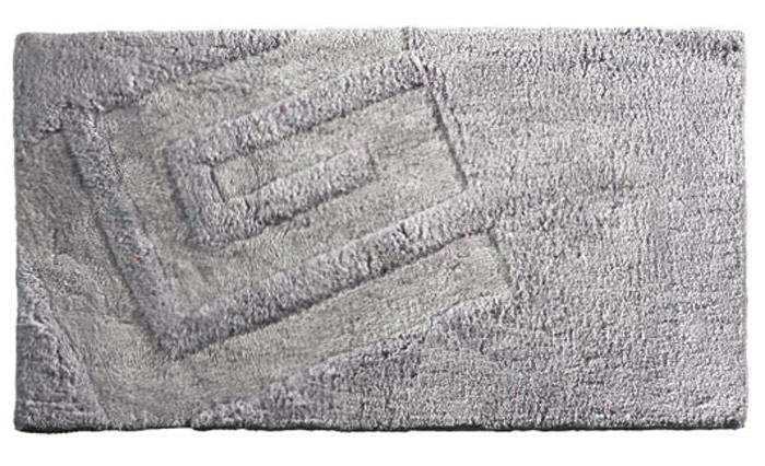 Πατάκι Μπάνιου (70×120) Guy Laroche Trivia Silver