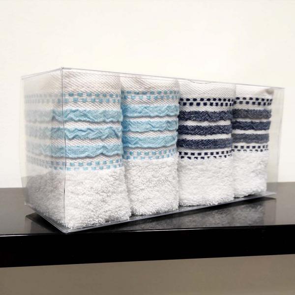 Πετσέτες Χεριών (Σετ 4τμχ) Sb Home Romina