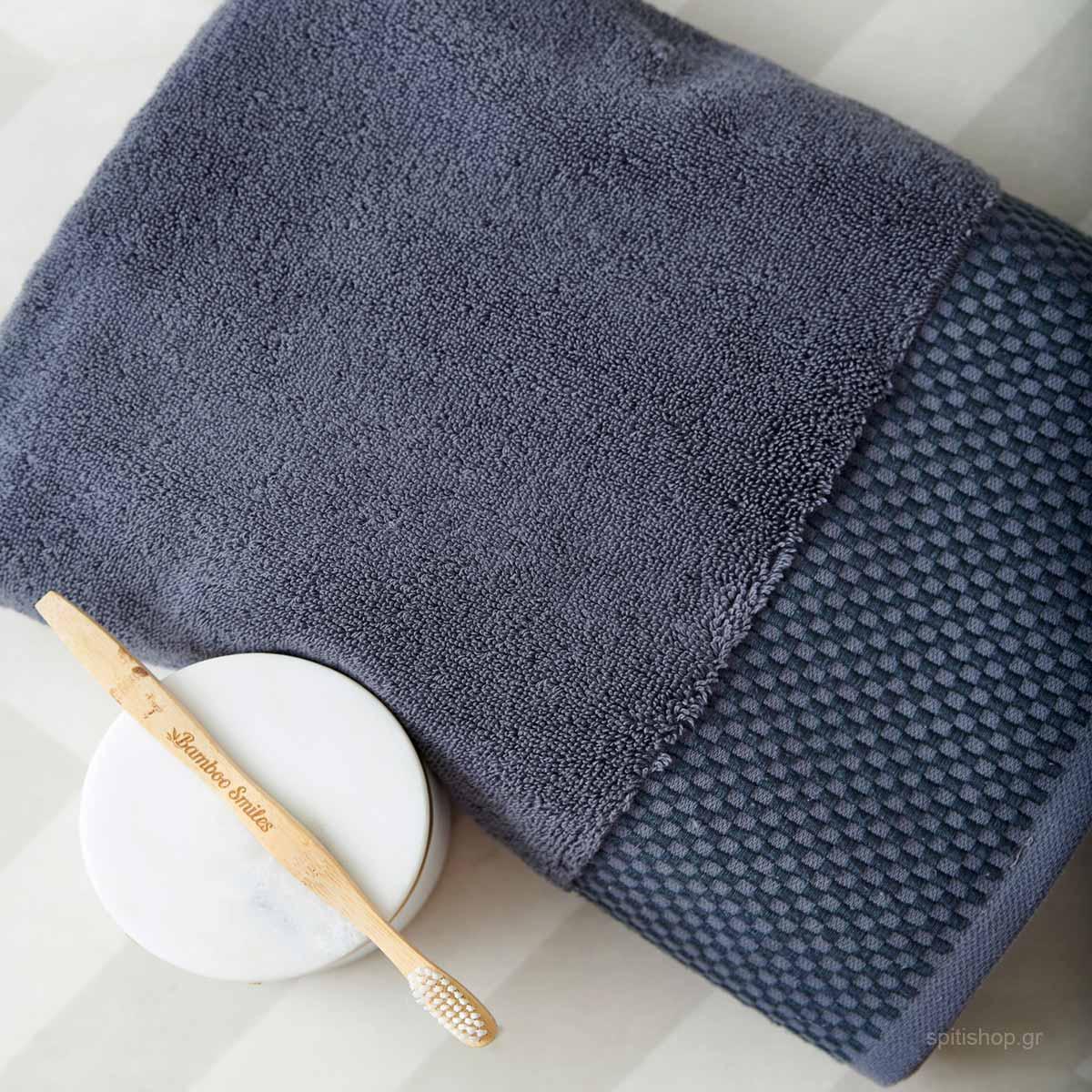 Πετσέτες Μπάνιου (Σετ 3τμχ) Palamaiki Towels Anik