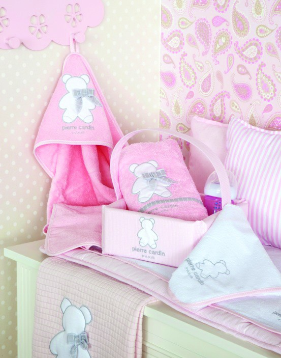Καλαθάκι Καλλυντικών Pierre Cardin Bambino Pink 142