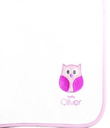 Βρεφικό Σελτεδάκι Baby Oliver Pink Owl 630