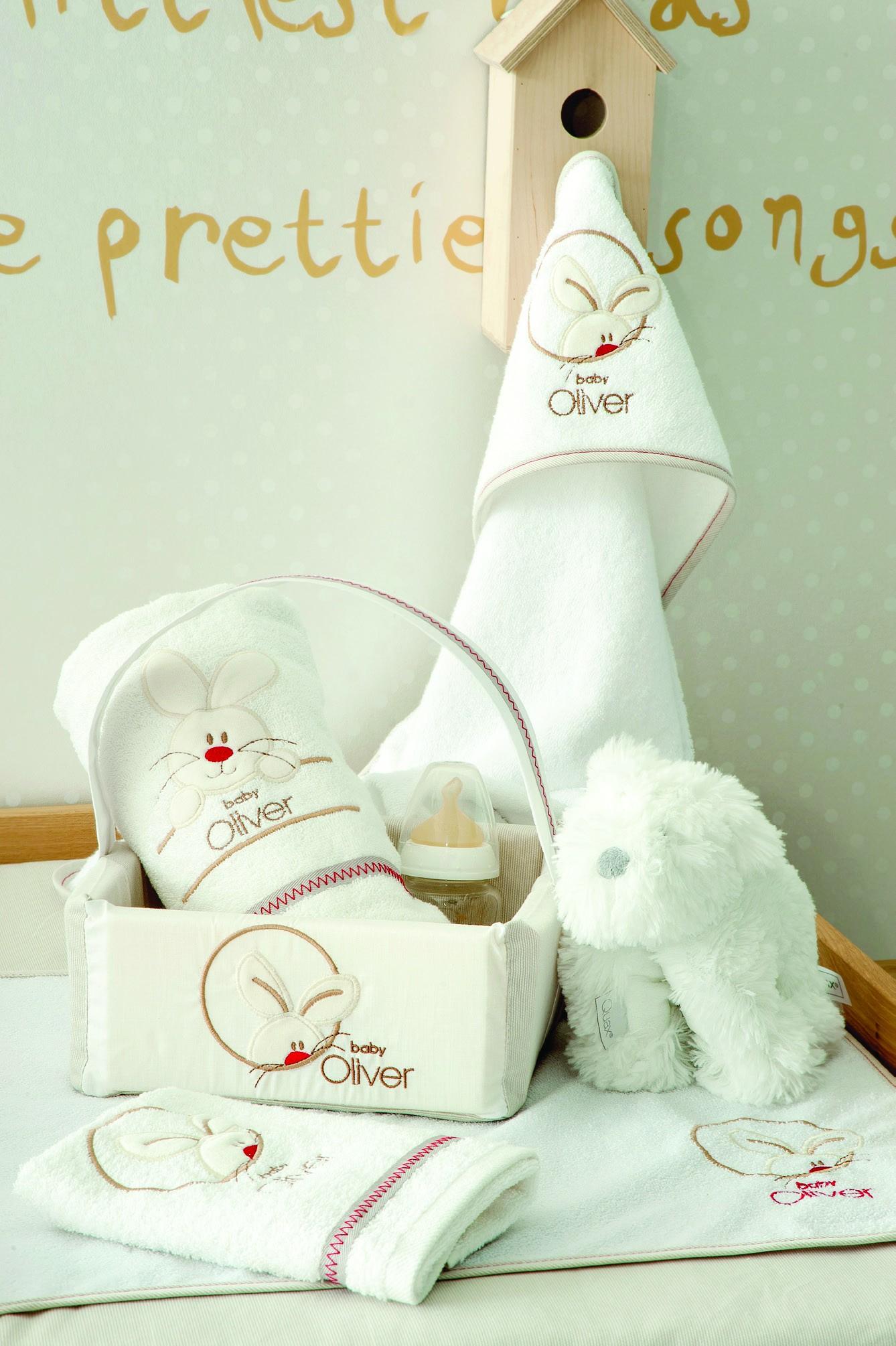 Βρεφική Κάπα Baby Oliver Peek-a-boo 631