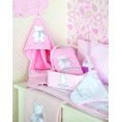 Σαλιάρα Pierre Cardin Bambino Pink 142