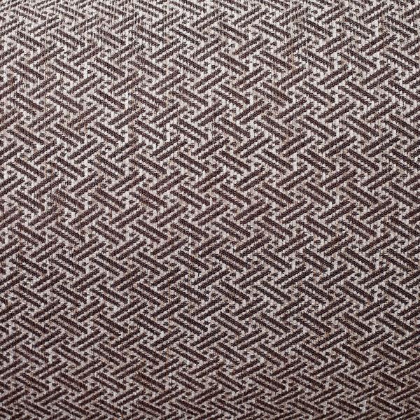 Ριχτάρι Πολυθρόνας (180x180) Melinen Naomi Mocca