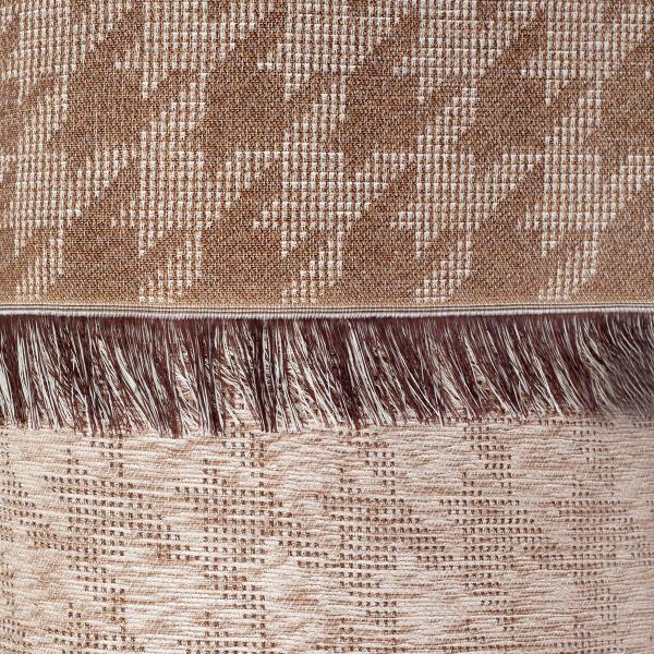 Ριχτάρι Τριθέσιου 2 Όψεων (180x310) Melinen Leg Beige