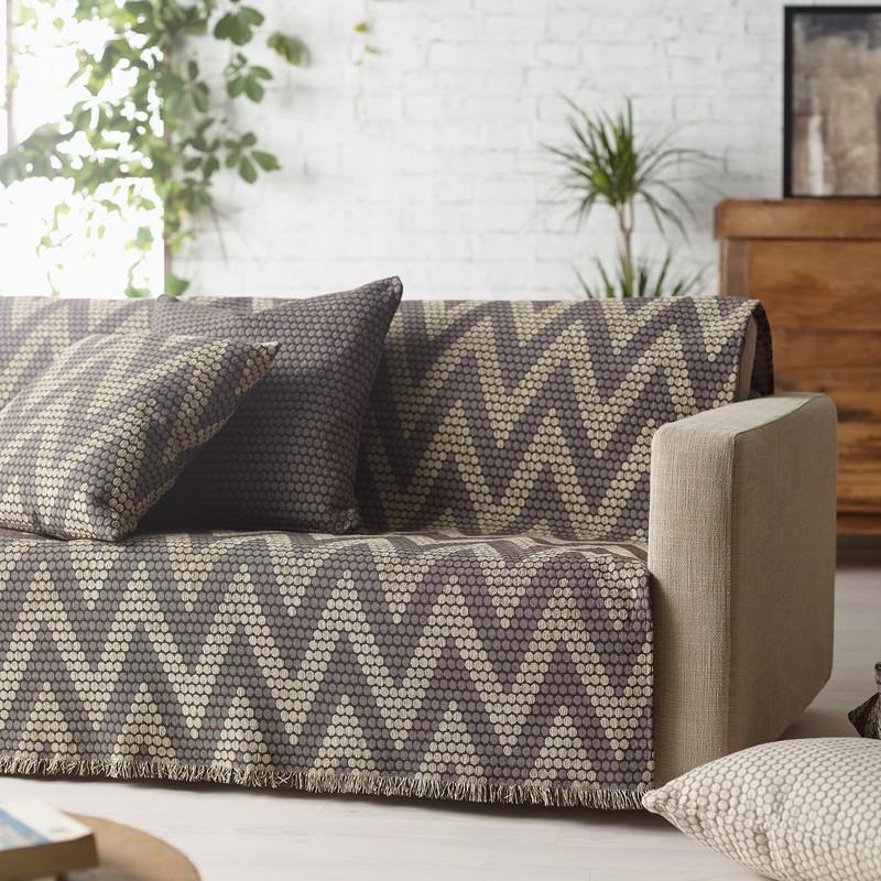Ριχτάρι Τριθέσιου (180x310) Gofis Home 975 Faraday Grey
