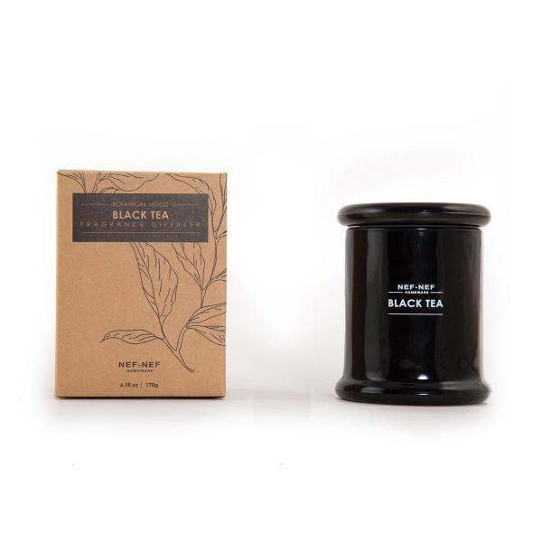 Αρωματικό Κερί 170gr Nef-Nef Black Tea
