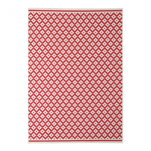 Χαλί Καλοκαιρινό (160x235) Royal Carpets Flox 722 Red
