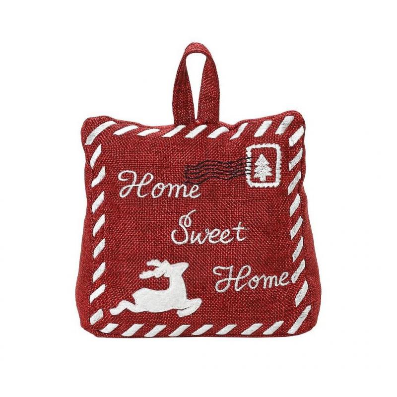 Χριστουγεννιάτικο Στοπ Πόρτας Espiel Home DOG416