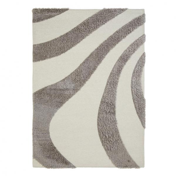 Χαλί All Season (140x200) Royal Carpets Toscana Branco White/Silver