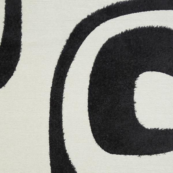 Χαλί All Season (140x200) Royal Carpets Toscana Shira Black/White