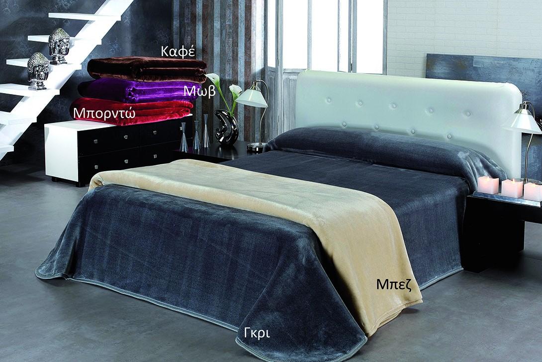 Κουβέρτα Βελουτέ Υπέρδιπλη Morven Nevada 880 home   κρεβατοκάμαρα   κουβέρτες   κουβέρτες βελουτέ υπέρδιπλες