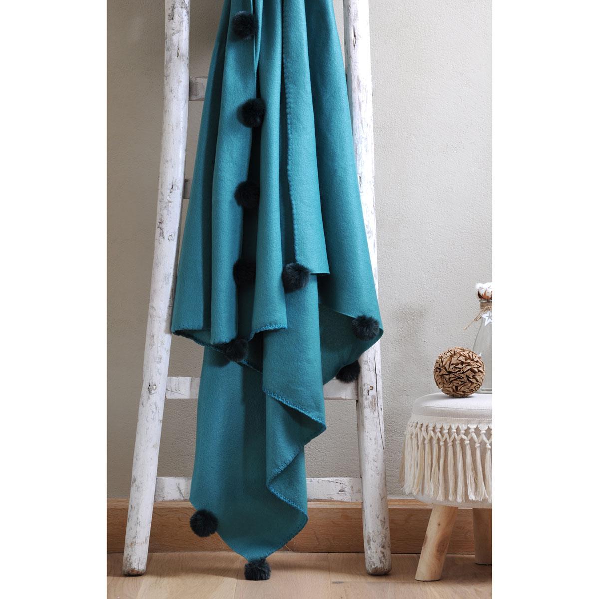 Κουβέρτα Καναπέ S-F Melody Canard P2A189005