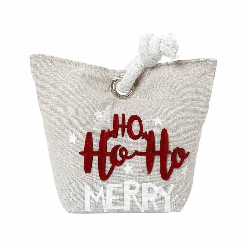 Χριστουγεννιάτικο Στοπ Πόρτας Espiel Merry Ho Ho DOG414