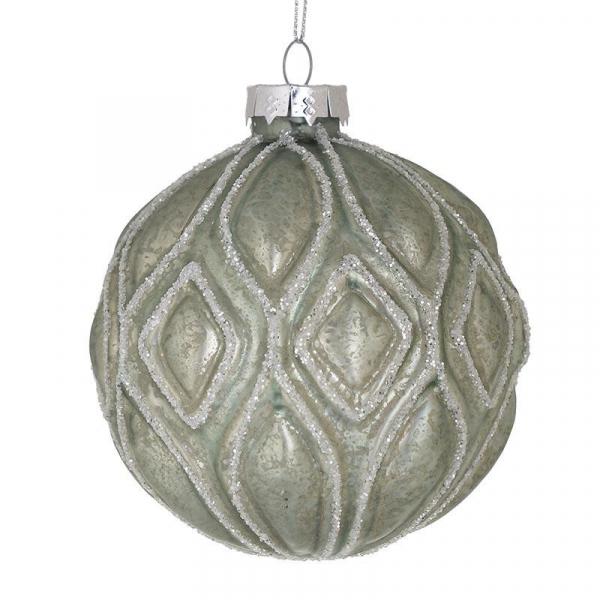 Χριστουγεννιάτικα Στολίδια (Σετ 6τμχ) InArt 2-70-603-0039