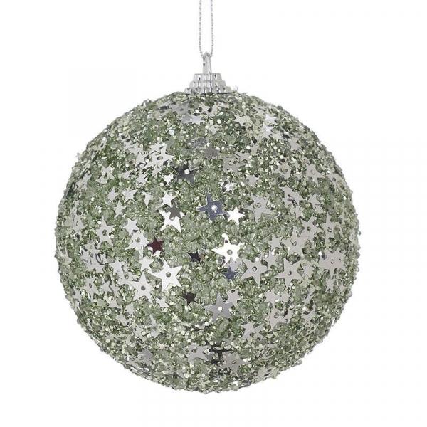 Χριστουγεννιάτικα Στολίδια (Σετ 4τμχ) InArt 2-70-675-0585