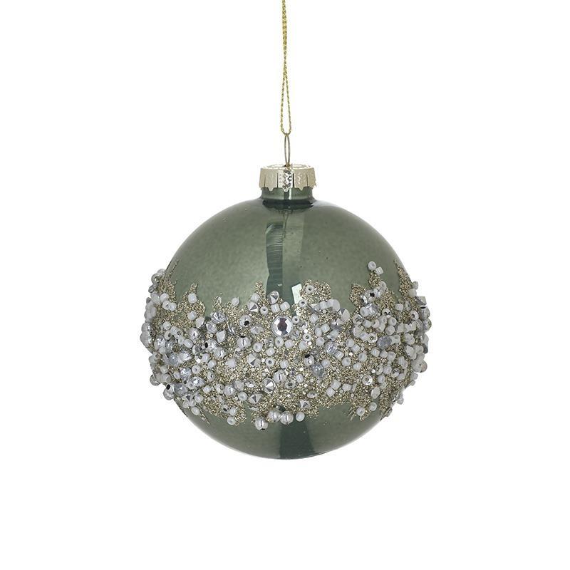 Χριστουγεννιάτικα Στολίδια (Σετ 6τμχ) InArt 2-70-126-0055