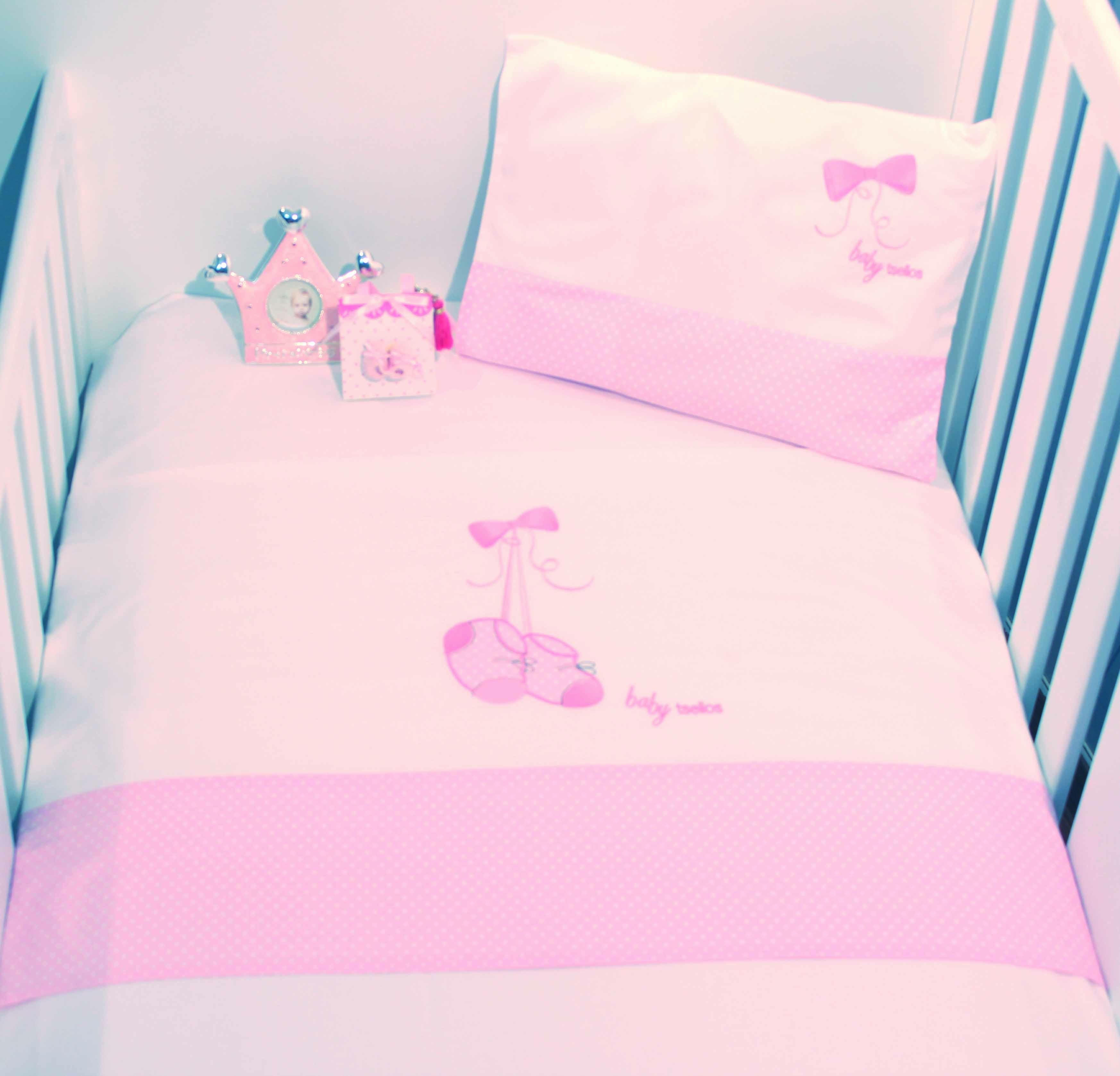 Σεντόνια Κούνιας (Σετ) Makis Tselios Baby Shoes home   βρεφικά   σεντόνια βρεφικά