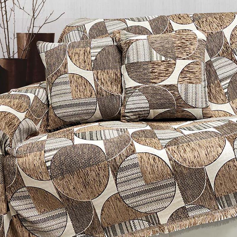 Διακοσμητική Μαξιλαροθήκη (40×40) Sb Home Marsa Beige