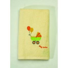 Βρεφικές Πετσέτες (Σετ) Makis Tselios Baby Walk