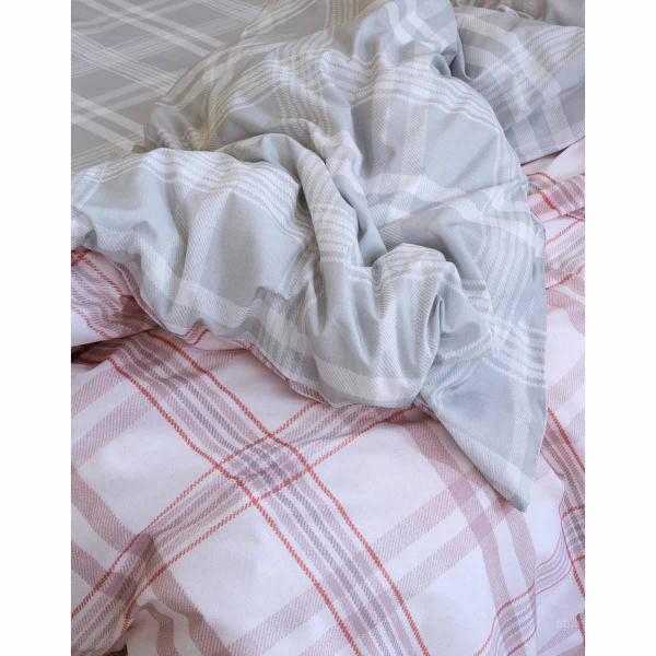 Παπλωματοθήκη Υπέρδιπλη (Σετ) Nima Bed Linen Prime Nude