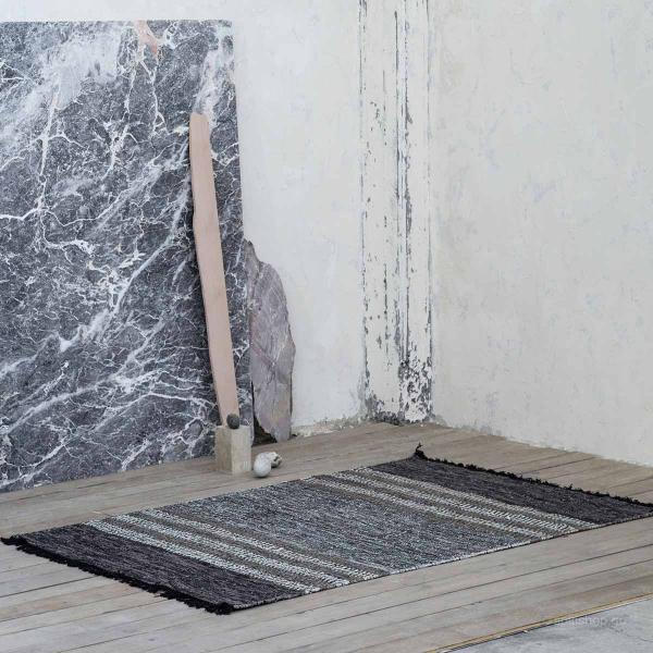 Δερμάτινο Χαλάκι (60x130) Nima Deco Jodar