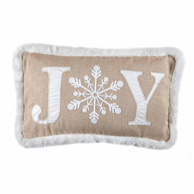 Χριστουγεννιάτικο Μαξιλάρι (35x60) Kentia Loft Joy