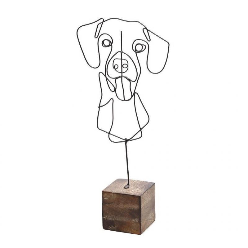 Διακοσμητικό Χώρου Espiel Σκύλος DIN136