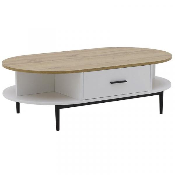 Τραπέζι Σαλονιού InArt 3-50-227-0014