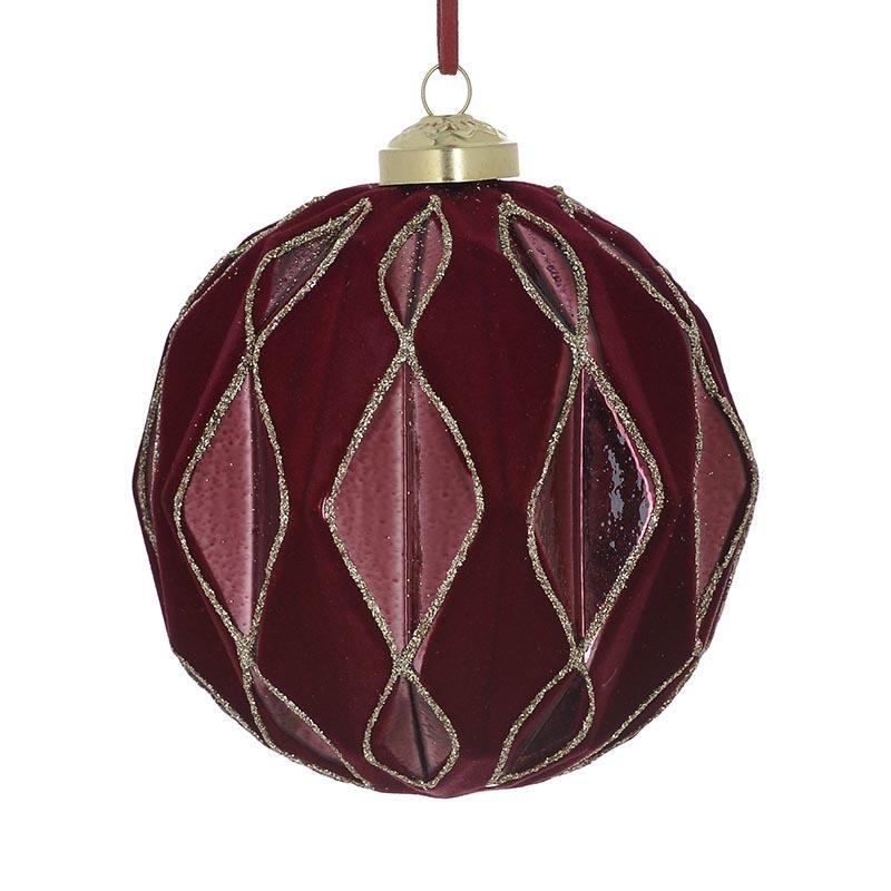 Χριστουγεννιάτικα Στολίδια (Σετ 6τμχ) InArt 2-70-890-0203