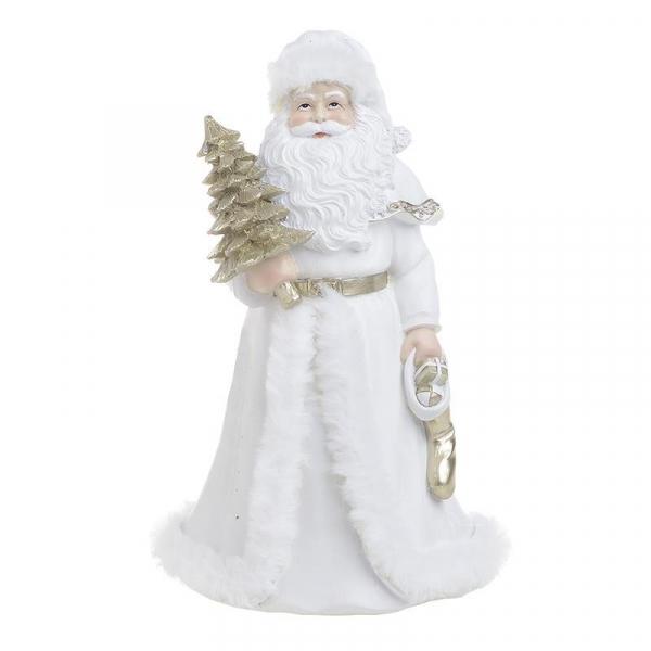 Χριστουγεννιάτικο Διακοσμητικό InArt Άι Βασίλης 2-70-850-0062