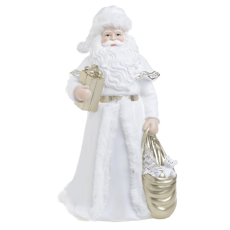 Χριστουγεννιάτικο Διακοσμητικό InArt Άι Βασίλης 2-70-850-0063