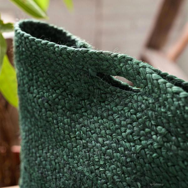 Καλάθι Αποθήκευσης (20x20x10) Gofis Home Odette Green 831/18