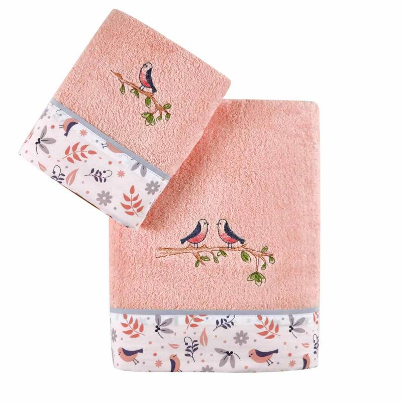 Παιδικές Πετσέτες (Σετ 2τμχ) Kentia Kids Caliana