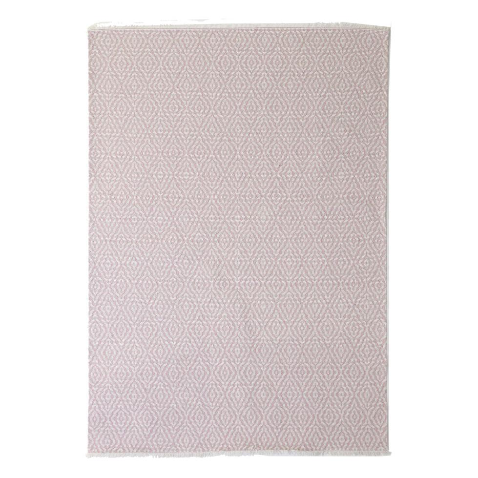 Χαλί All Season (127×190) Royal Carpets Casa Cotton 22084 Pink