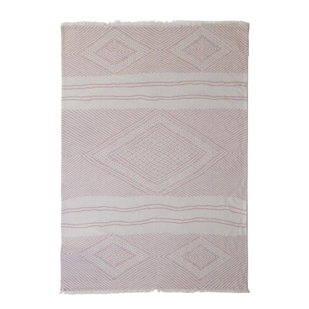 Χαλί Διαδρόμου (67×140) Royal Carpets Casa Cotton 22099 Pink