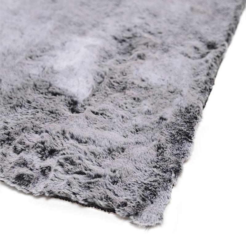 Γούνινο Χαλί Διαδρόμου (67×200) Royal Carpets Bunny Black Tip