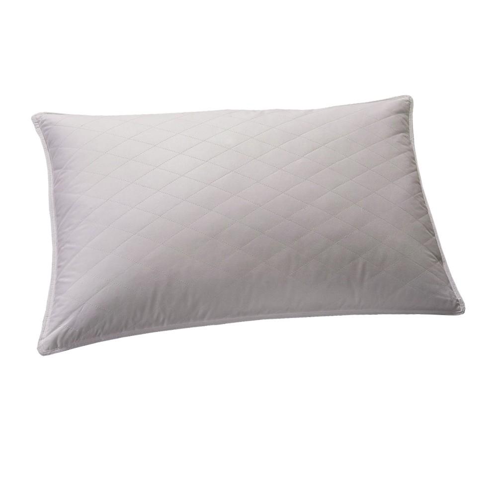 Πουπουλένιο Μαξιλάρι Ύπνου Με Καπιτονέ Επένδυση Viopros
