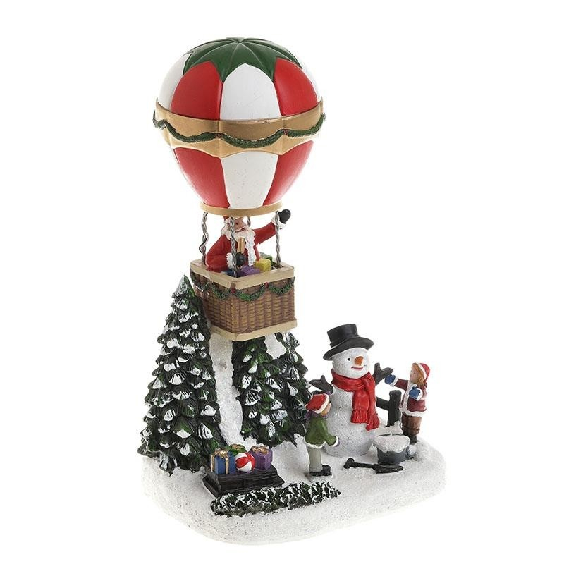 Χριστουγεννιάτικο Διακοσμητικό Με Φως+Κίνηση InArt 2-70-785-0010