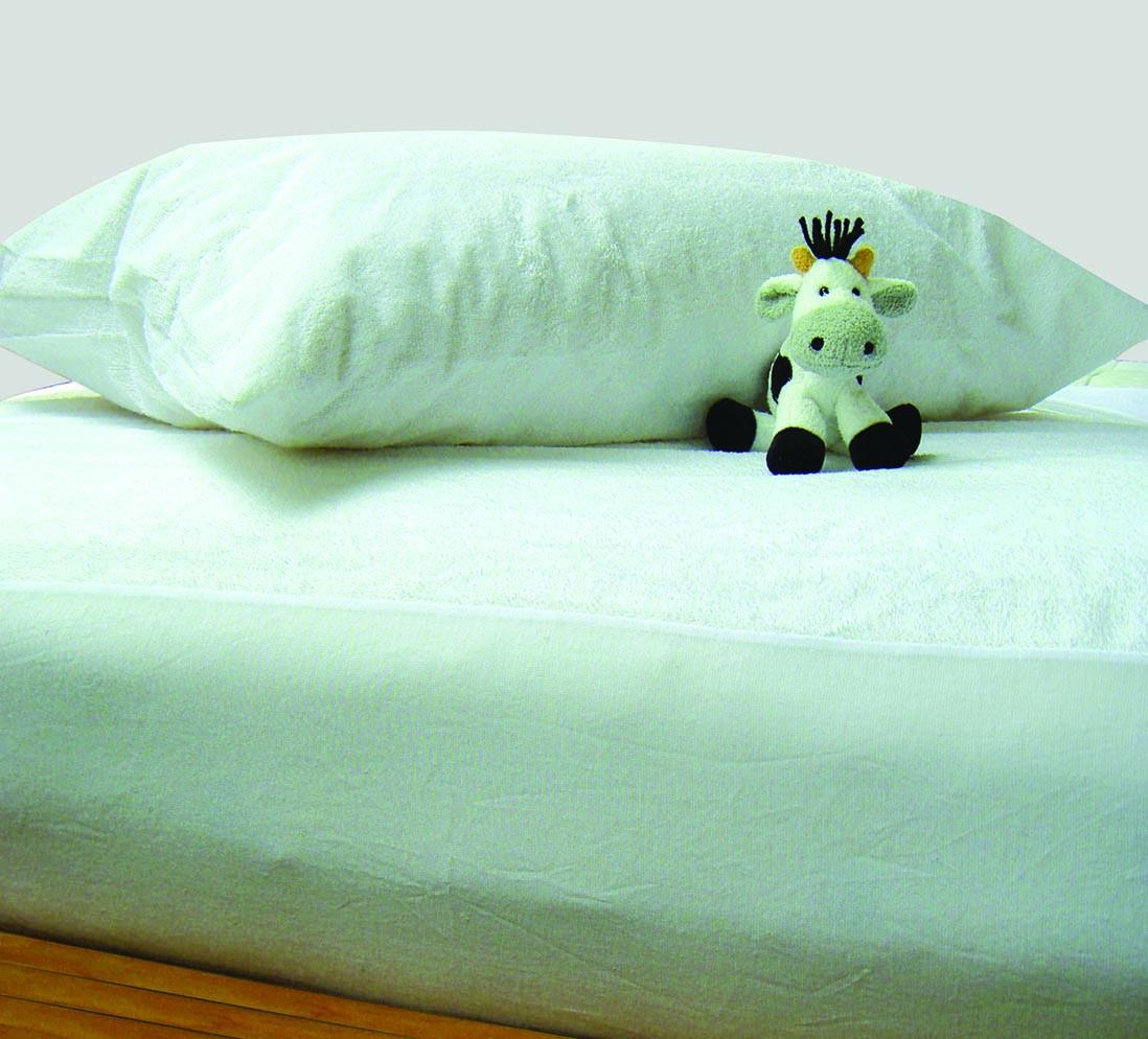 Ζεύγος Καλύμματα Μαξιλαριών Αδιάβροχα Viopros Waterproof home   κρεβατοκάμαρα   επιστρώματα   καλύμματα μαξιλαριών