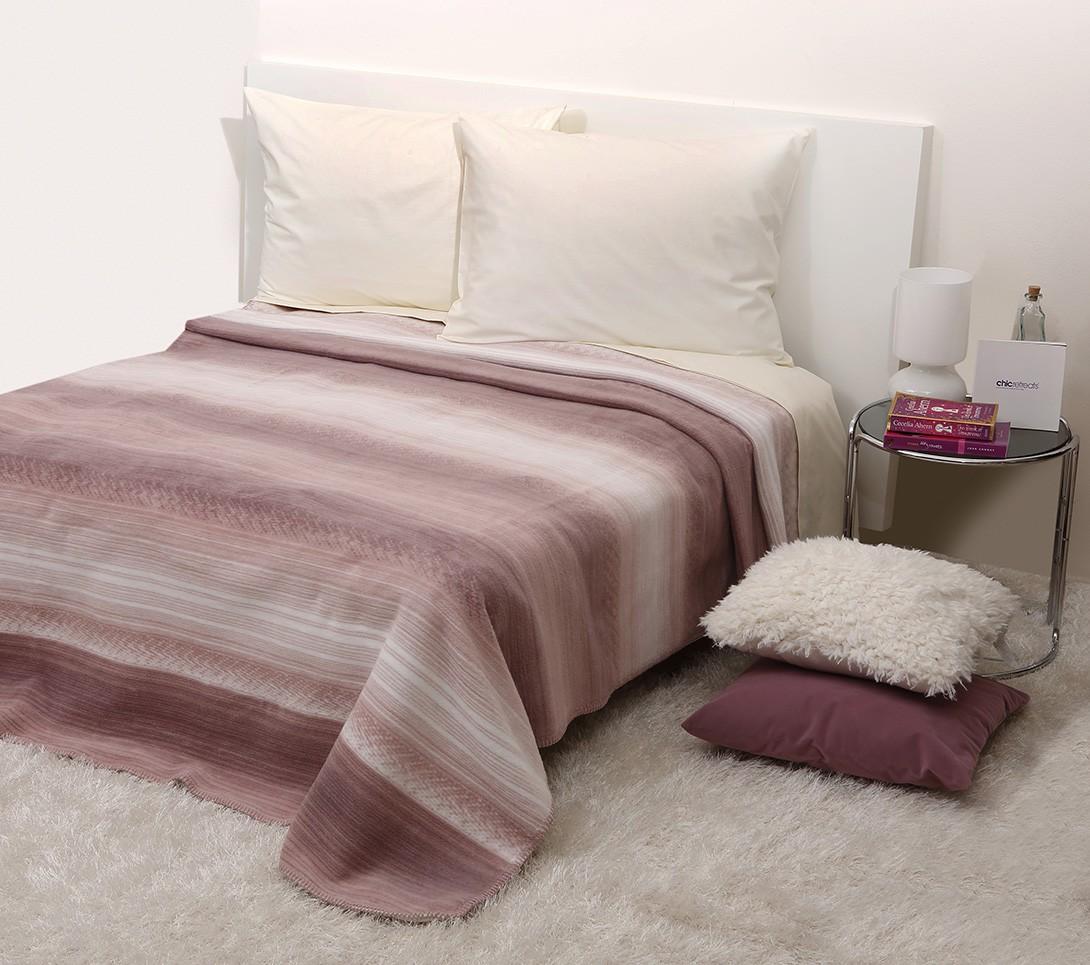 Κουβέρτα Ακρυλική Μονή 2 Όψεων Viopros 962/1
