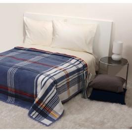 Κουβέρτα Ακρυλική Μονή 2 Όψεων Viopros 961