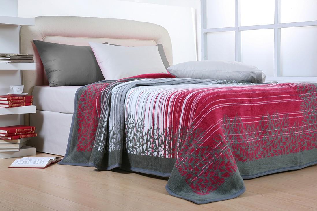 Κουβέρτα Ακρυλική Μονή Viopros 958
