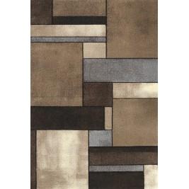 Χαλί (67x180) Viopros Μόντερν Μπεζ