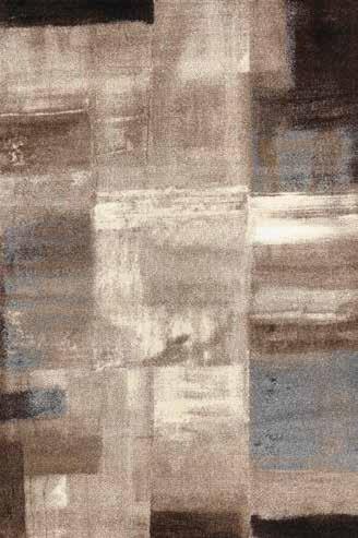 Χαλί (133x190) Viopros Νταλί Μπεζ