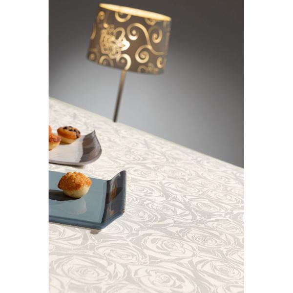Τραπεζομάντηλο (160x220) Guy Laroche Bouquet Ivory