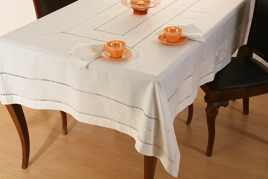 Τραπεζομάντηλο 8 Ατόμων (160x230) Viopros 2012 home   κουζίνα   τραπεζαρία   τραπεζομάντηλα