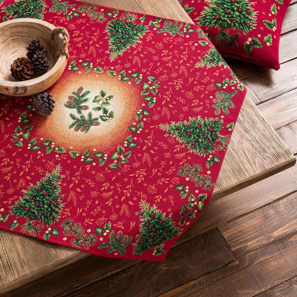 Χριστουγεννιάτικο Καρέ Gofis Home 603